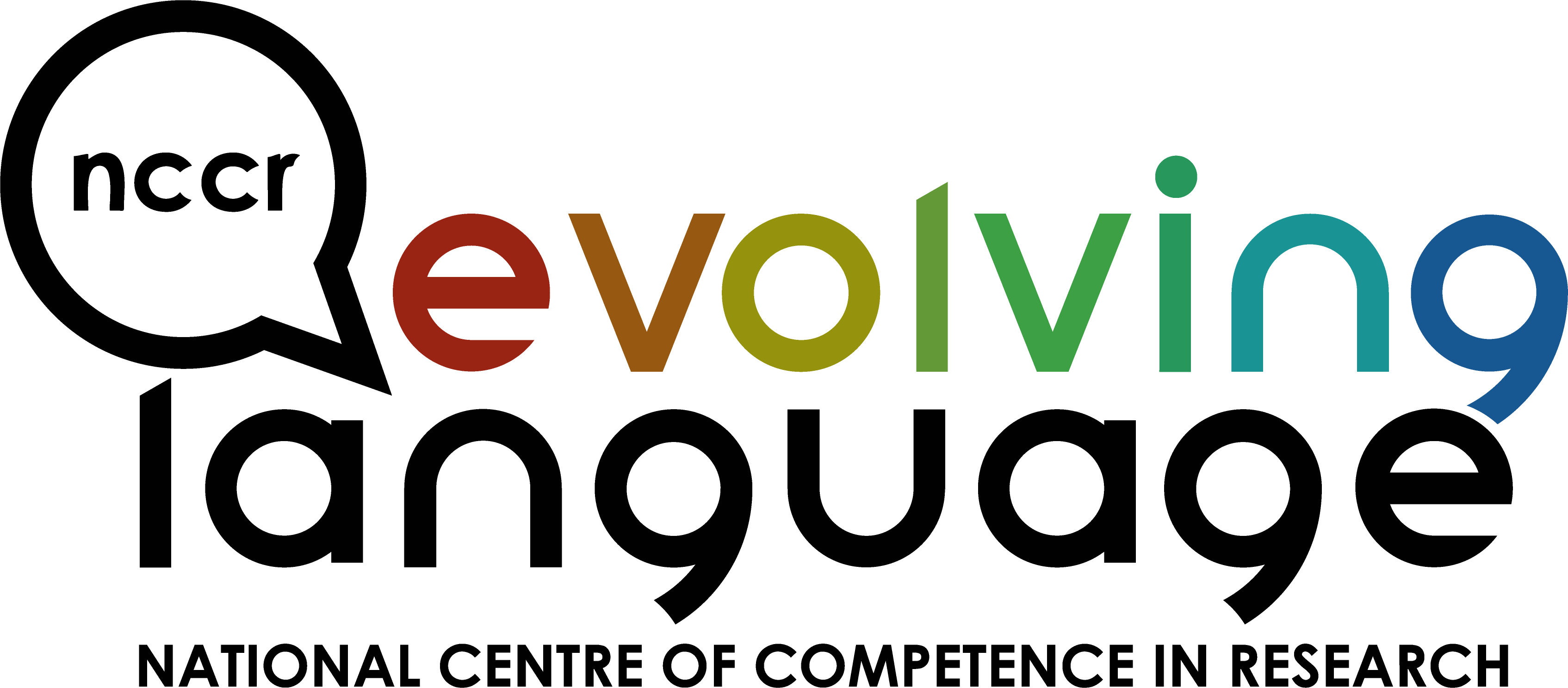 Logo with colours
