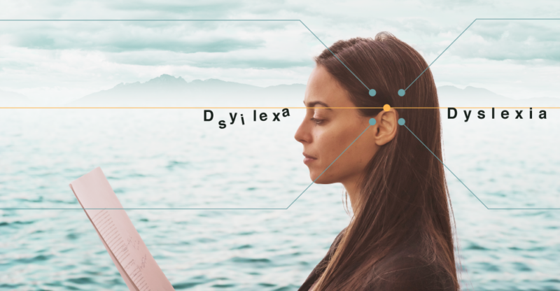 Dyslexia is a frequent disorder of reading acquisition. © Silvia Marchesotti